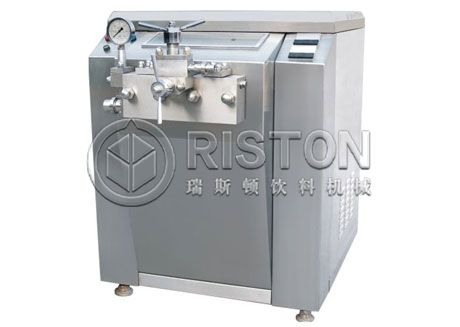 Juice Homogenizer Machine